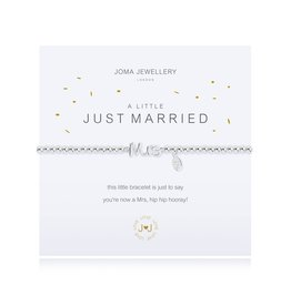 Joma Jewellery A Little - Just Married - Armband