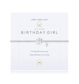 Joma Jewellery A Little - Birthday Girl