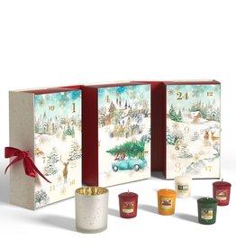 Yankee Candle Magical Christmas Morning - Advent Calendar Book