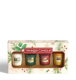 Yankee Candle Magical Christmas Morning - 4 Votives