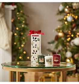 Yankee Candle Magical Christmas Morning - 3 Votives