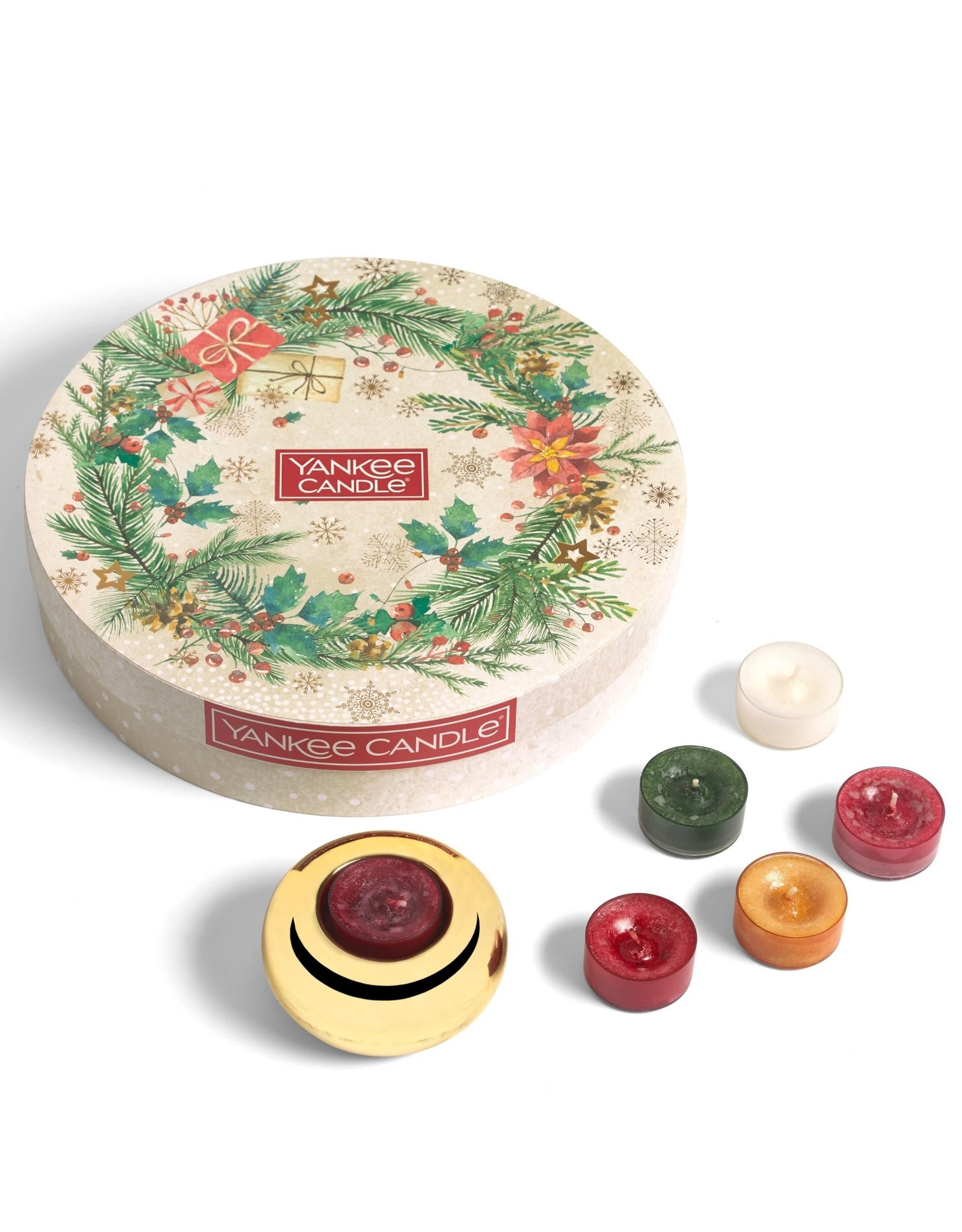 Yankee Candle Magical Christmas Morning - Tea Light Delight