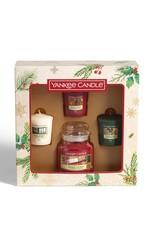 Yankee Candle Magical Christmas Morning - Small Jar & Votives Giftset