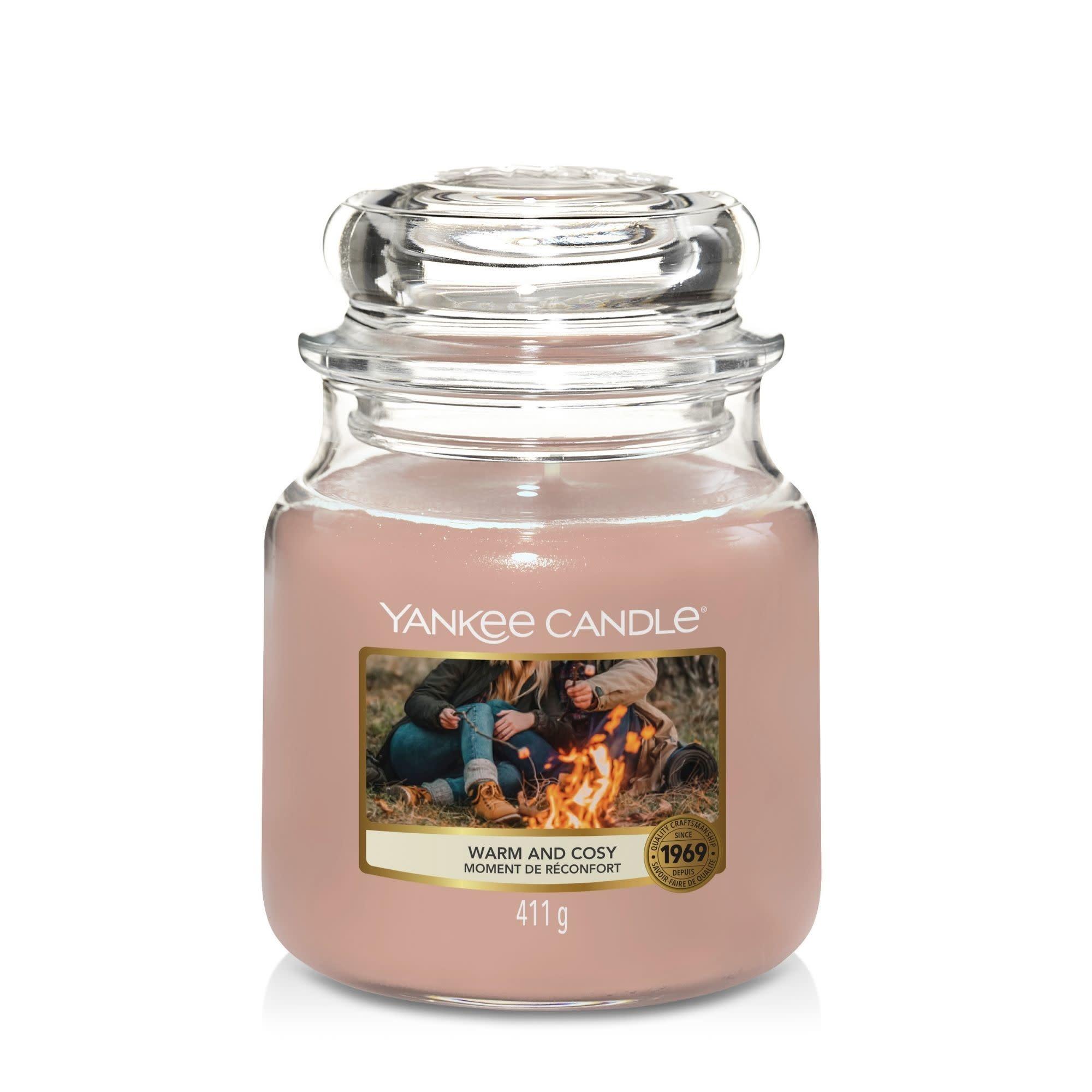 Yankee Candle Warm & Cosy - Medium Jar