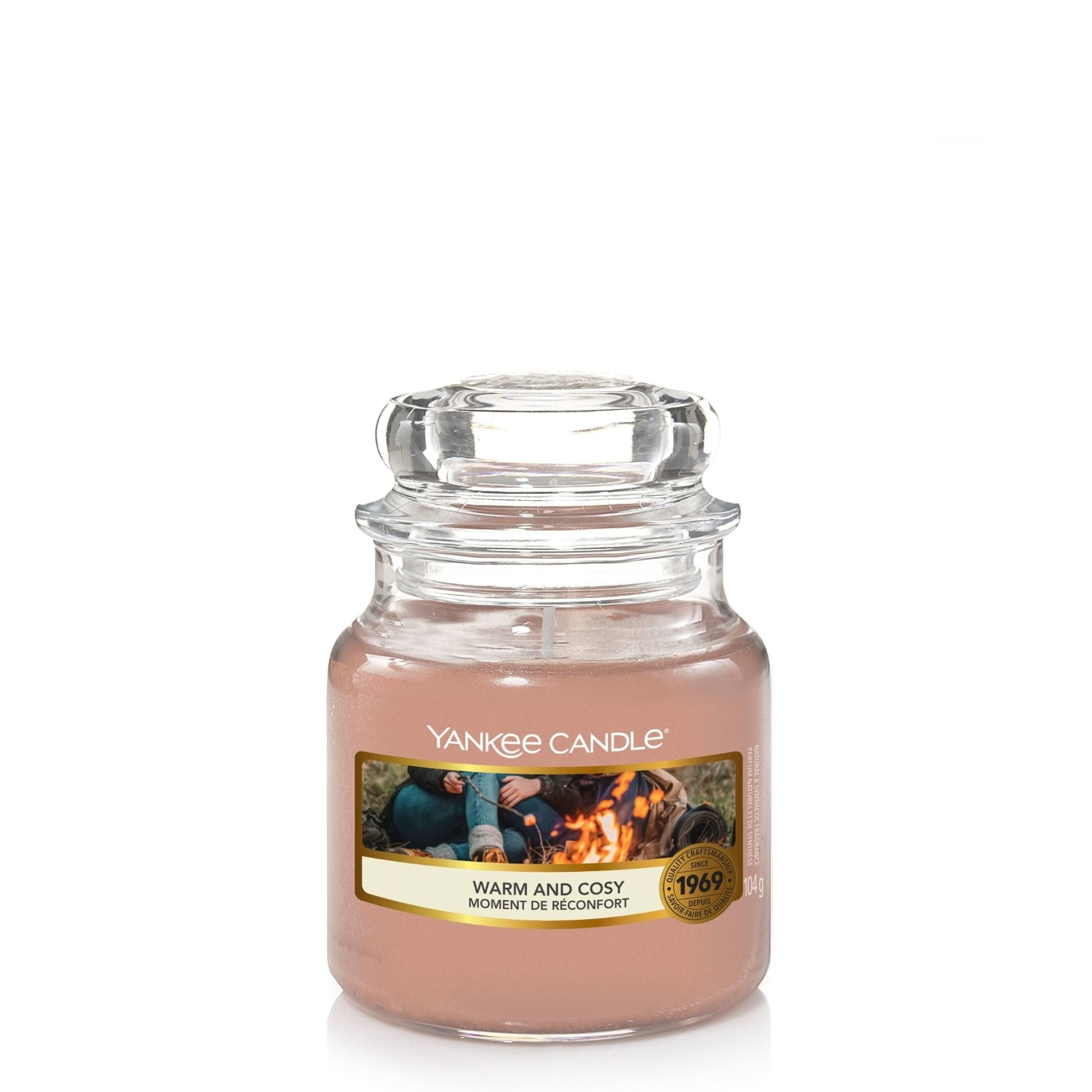 Yankee Candle Warm & Cosy - Small Jar