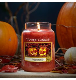 Yankee Candle Pumpkin Patch - Large Jar
