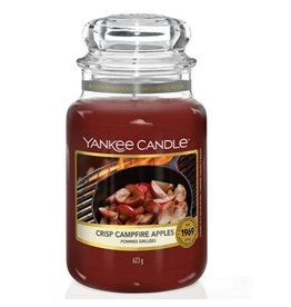 Yankee Candle Crisp Campfire Apples - Large Jar