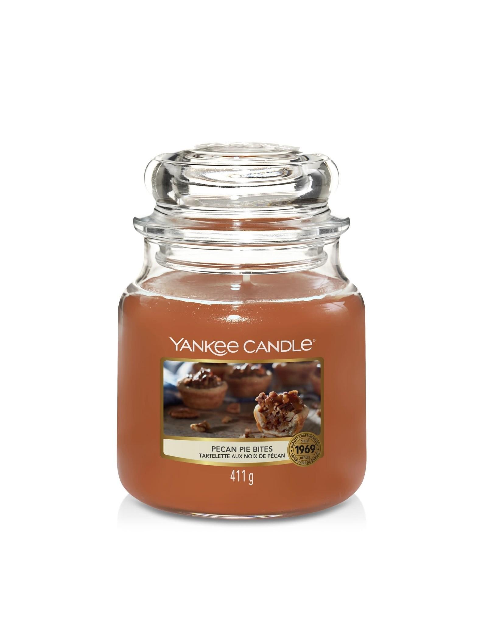 Yankee Candle Pecan Pie Bites - Medium Jar