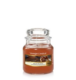 Yankee Candle Pecan Pie Bites - Small Jar