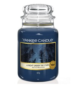 Yankee Candle A Night under the Stars - Large Jar