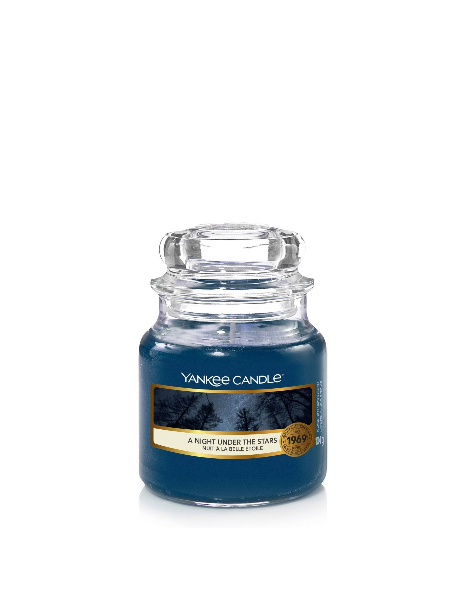 Yankee Candle A Night under the Stars - Small Jar
