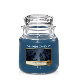 Yankee Candle A Night under the Stars - Medium Jar