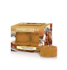 Yankee Candle Vanilla French Toast - Tea Lights