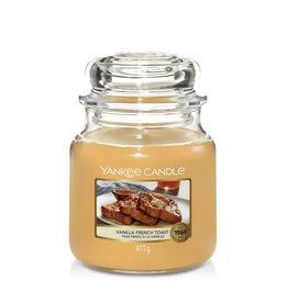 Yankee Candle Vanilla French Toast - Medium Jar