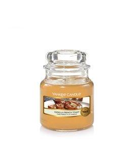 Yankee Candle Vanilla French Toast - Small Jar