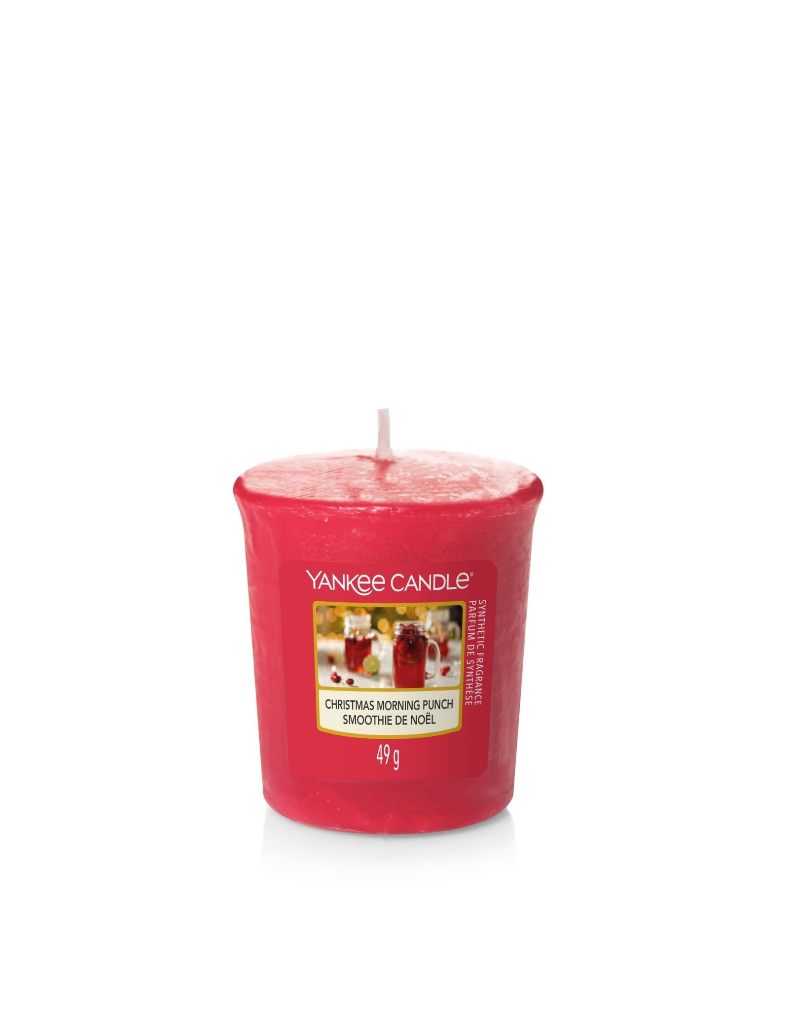 Yankee Candle Christmas Morning Punch - Votive