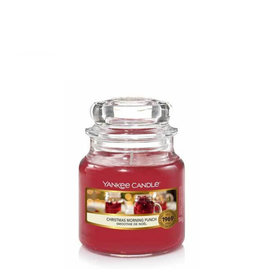 Yankee Candle Christmas Morning Punch - Small Jar