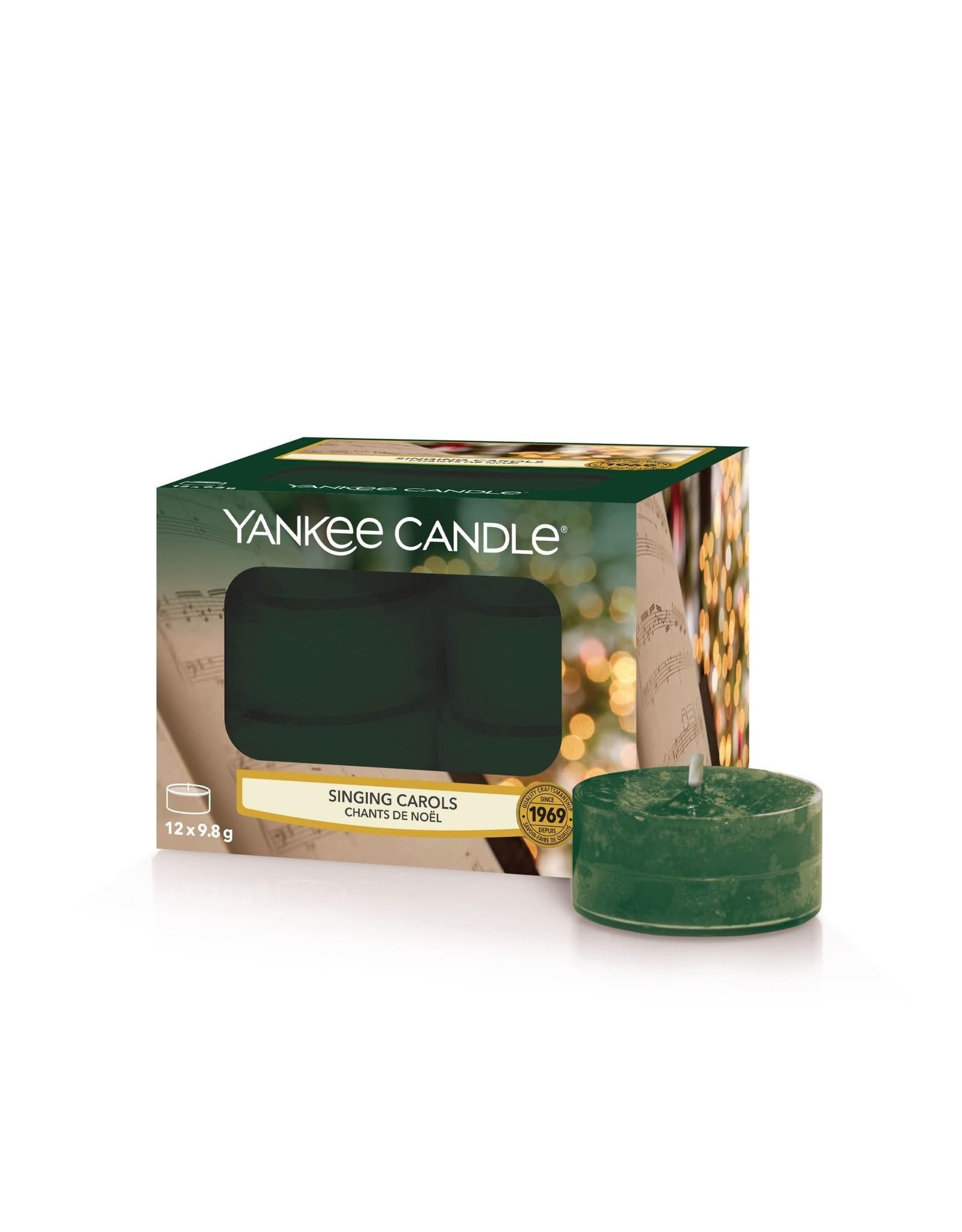 Yankee Candle Singing Carols - Tea Lights