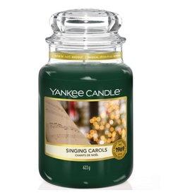 Yankee Candle Singing Carols - Large Jar