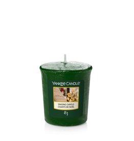 Yankee Candle Singing Carols - Votive