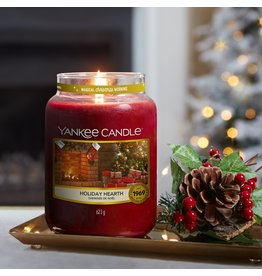 Yankee Candle Holiday Hearth - Large Jar
