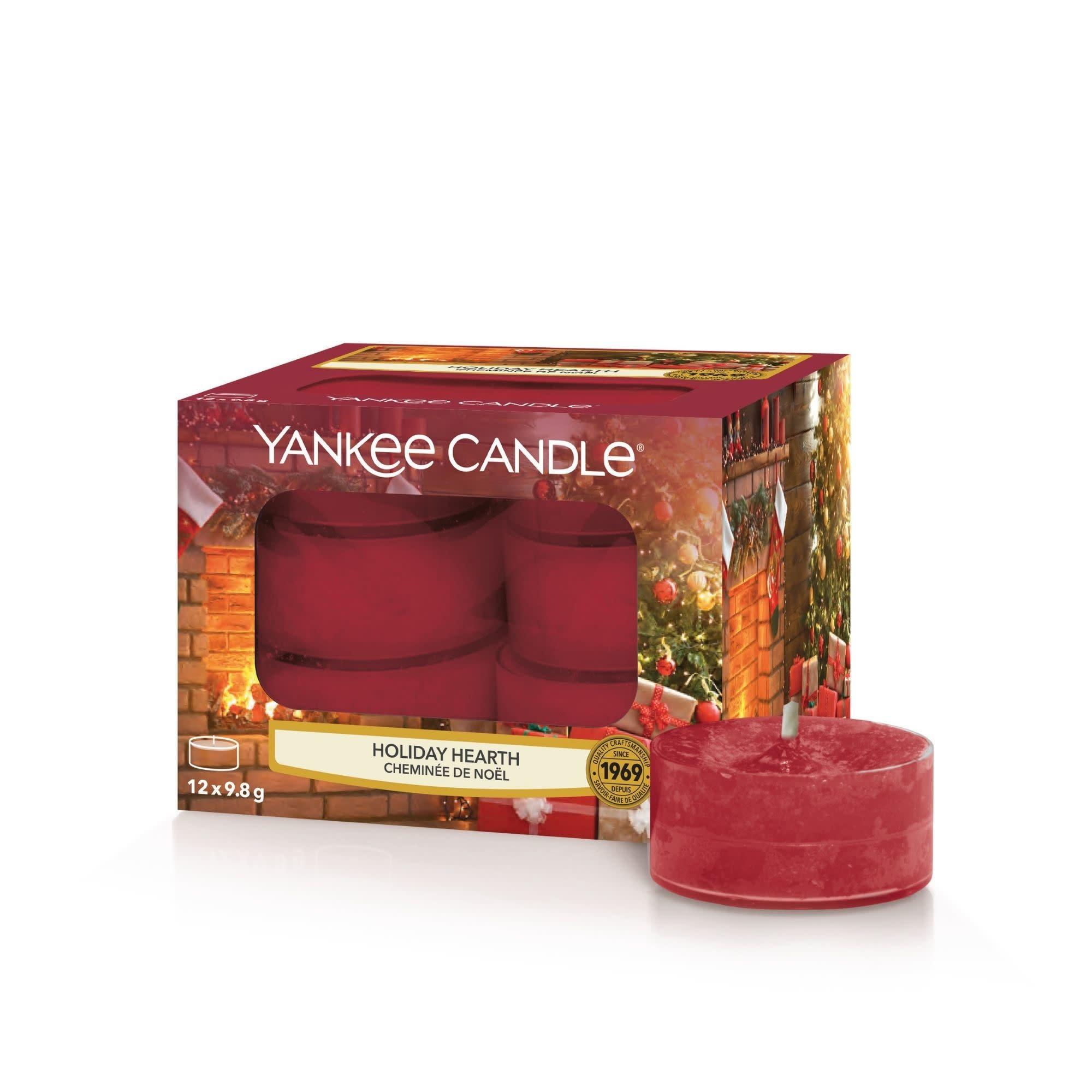 Yankee Candle Holiday Hearth - Tea Lights