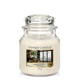 Yankee Candle Surprise Snowfall - Medium Jar