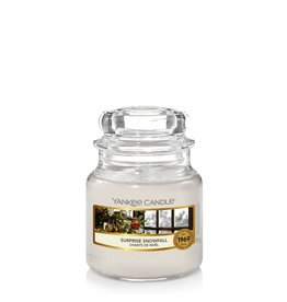 Yankee Candle Surprise Snowfall - Small Jar