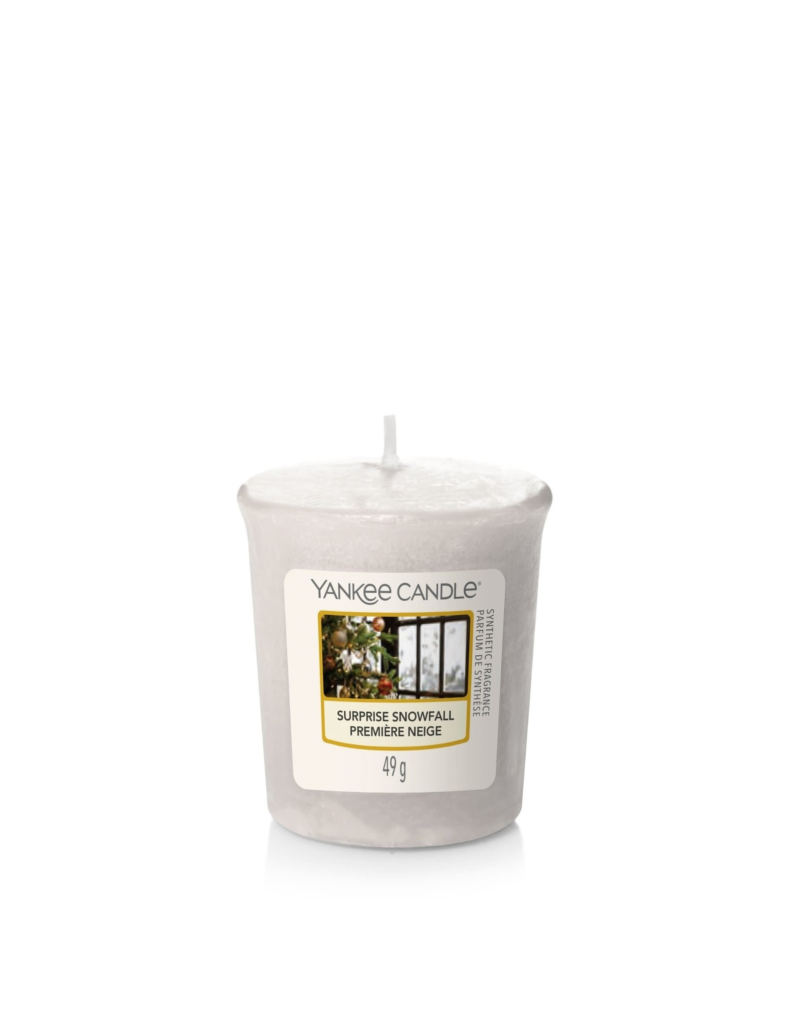 Yankee Candle Surprise Snowfall - Votive