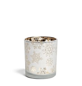 Yankee Candle Snowflake Frost - Large Votive Holder