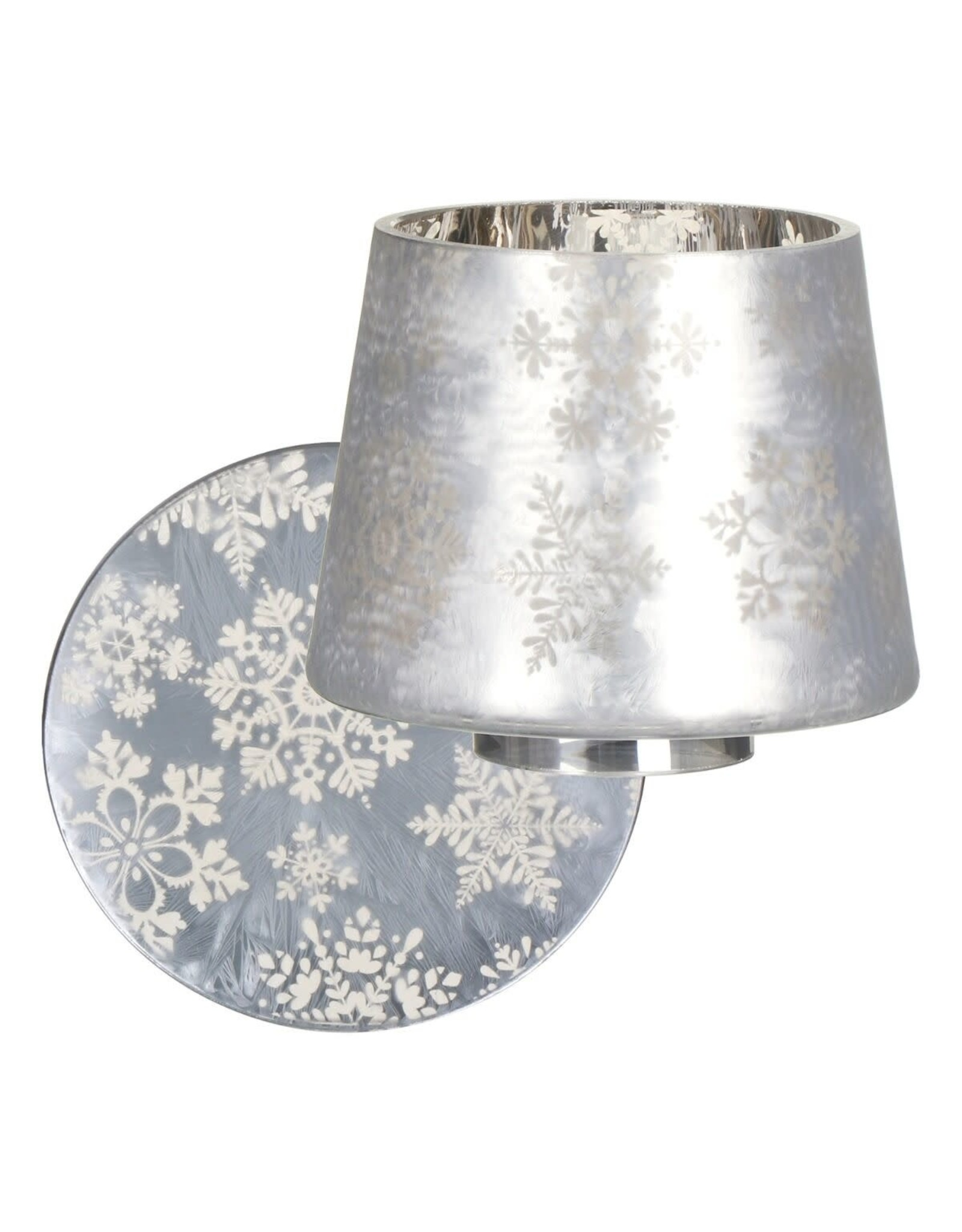 Yankee Candle Snowflake Frost - Small Shade