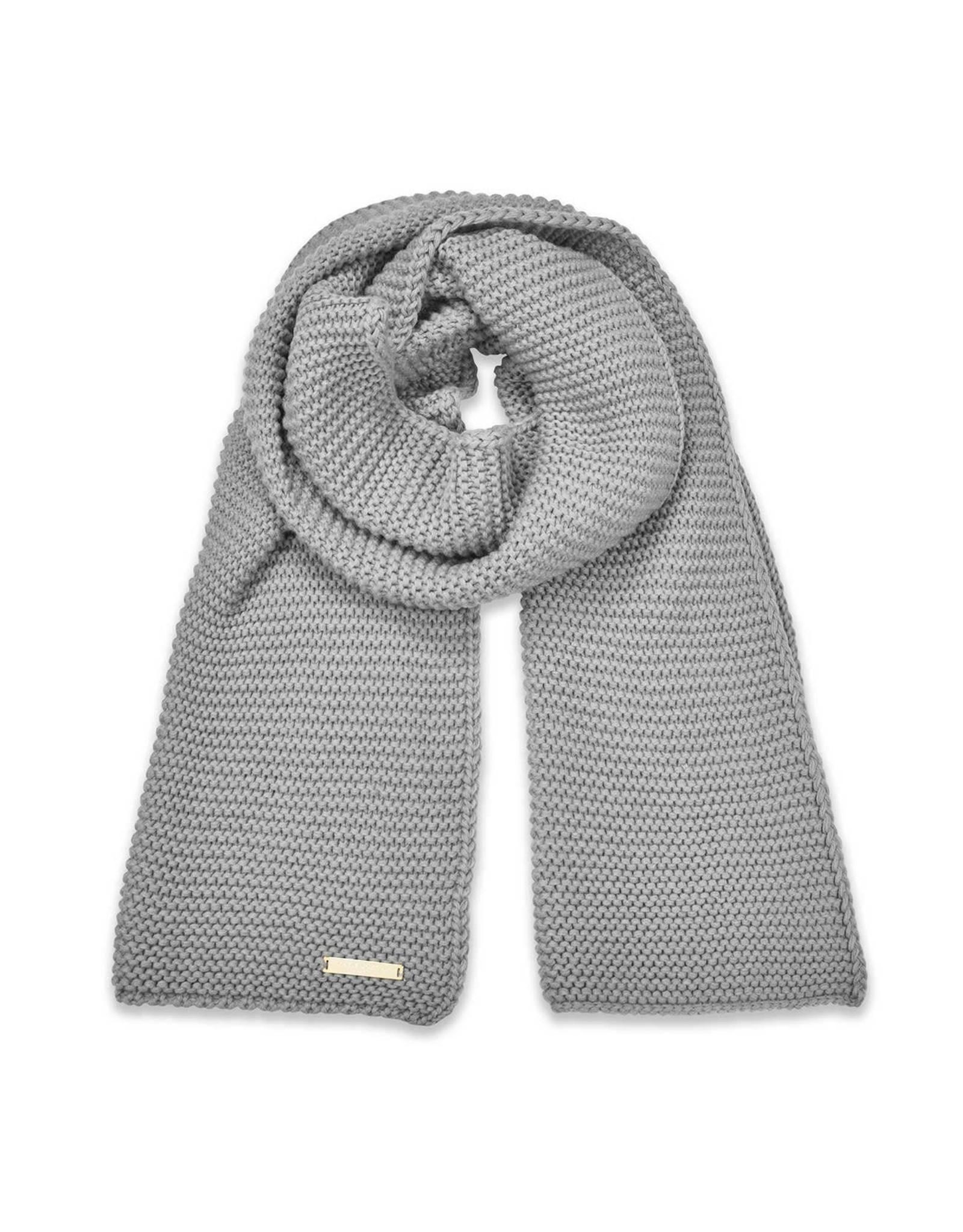 Katie Loxton Sjaal - Chunky Knit - Grijs