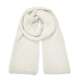 Katie Loxton Sjaal - Chunky Knit - Creme