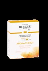 Maison Berger Auto Diffuser - Refill - Aroma Energy