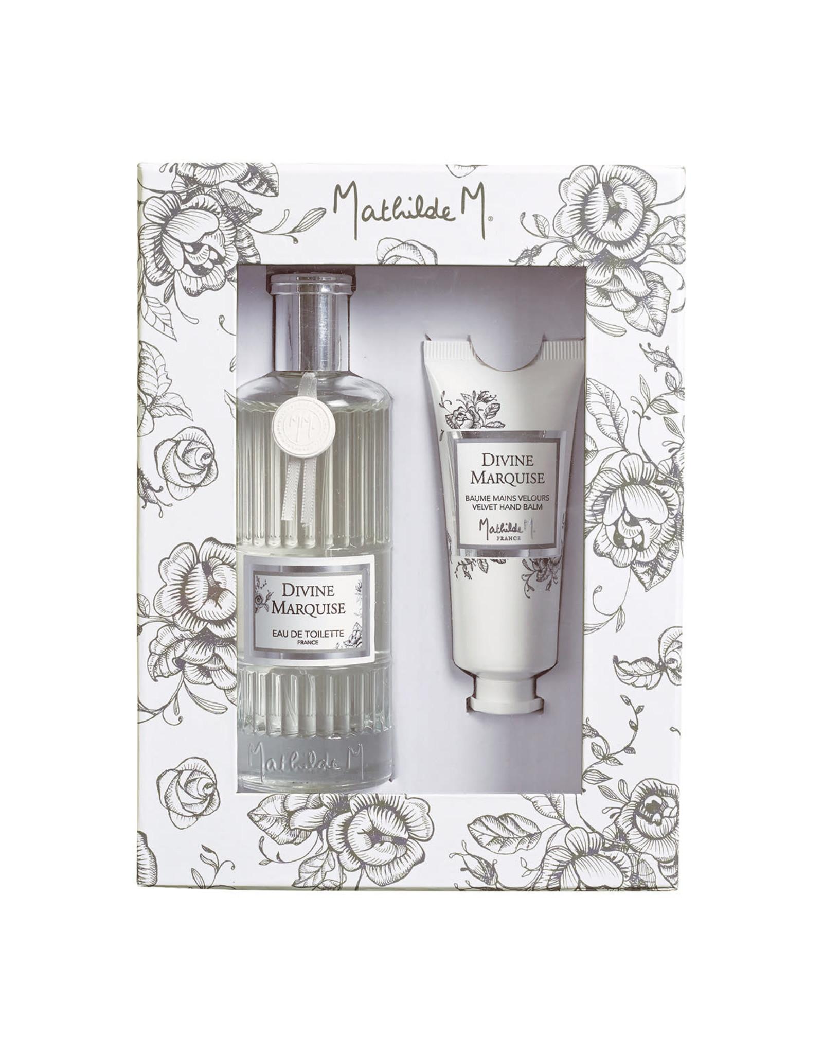 Mathilde M Divine Marquise - Les Rituels Beauté Giftbox - edt
