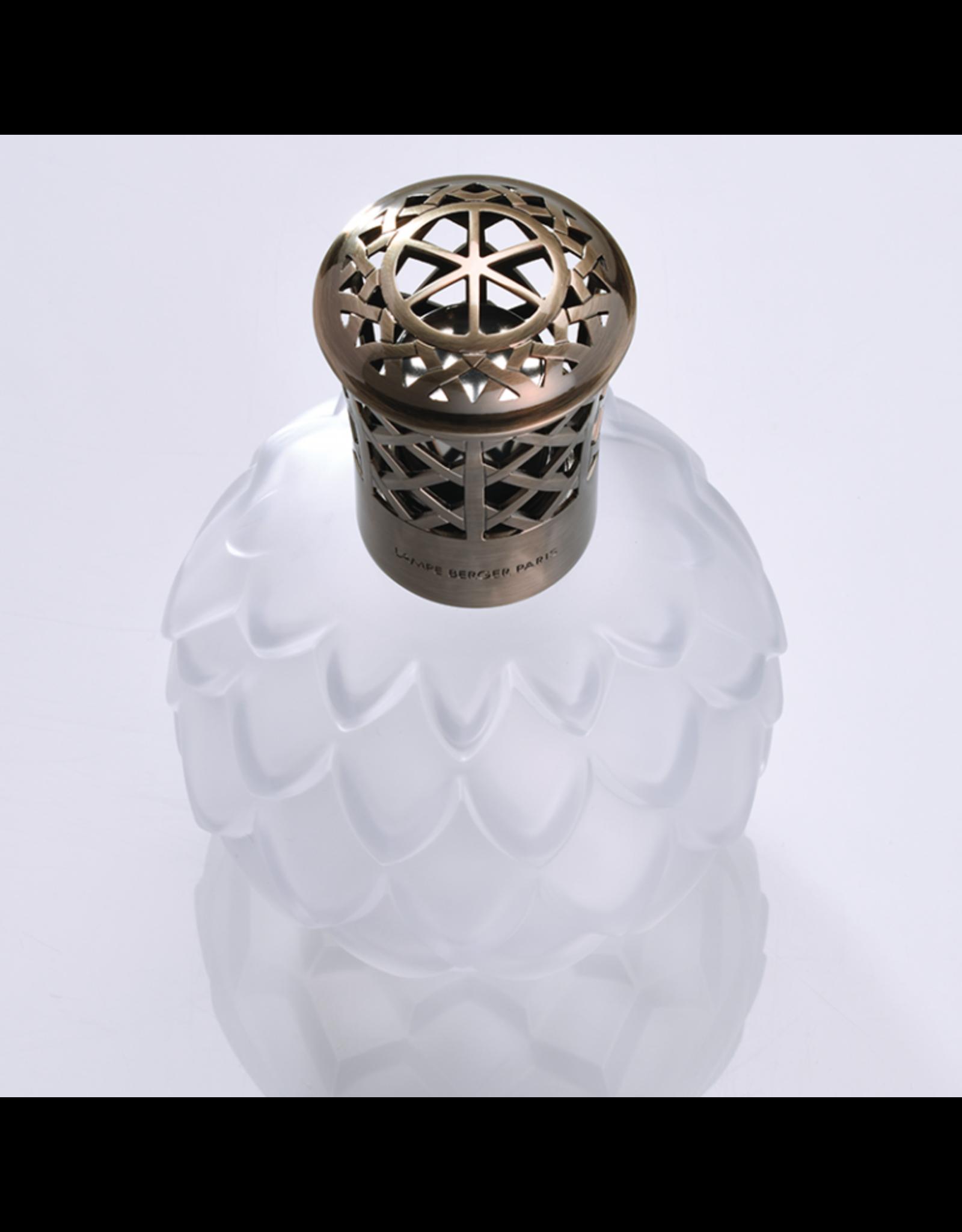 Lampe Berger Geurbrander Artichaut - Givrée