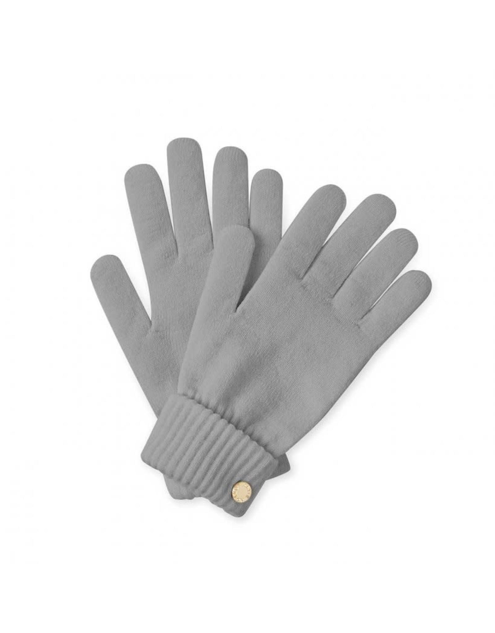 Katie Loxton Muts & Handschoenen - Chunky Knit - Grijs