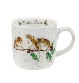 Wrendale Mok - Winter Mice