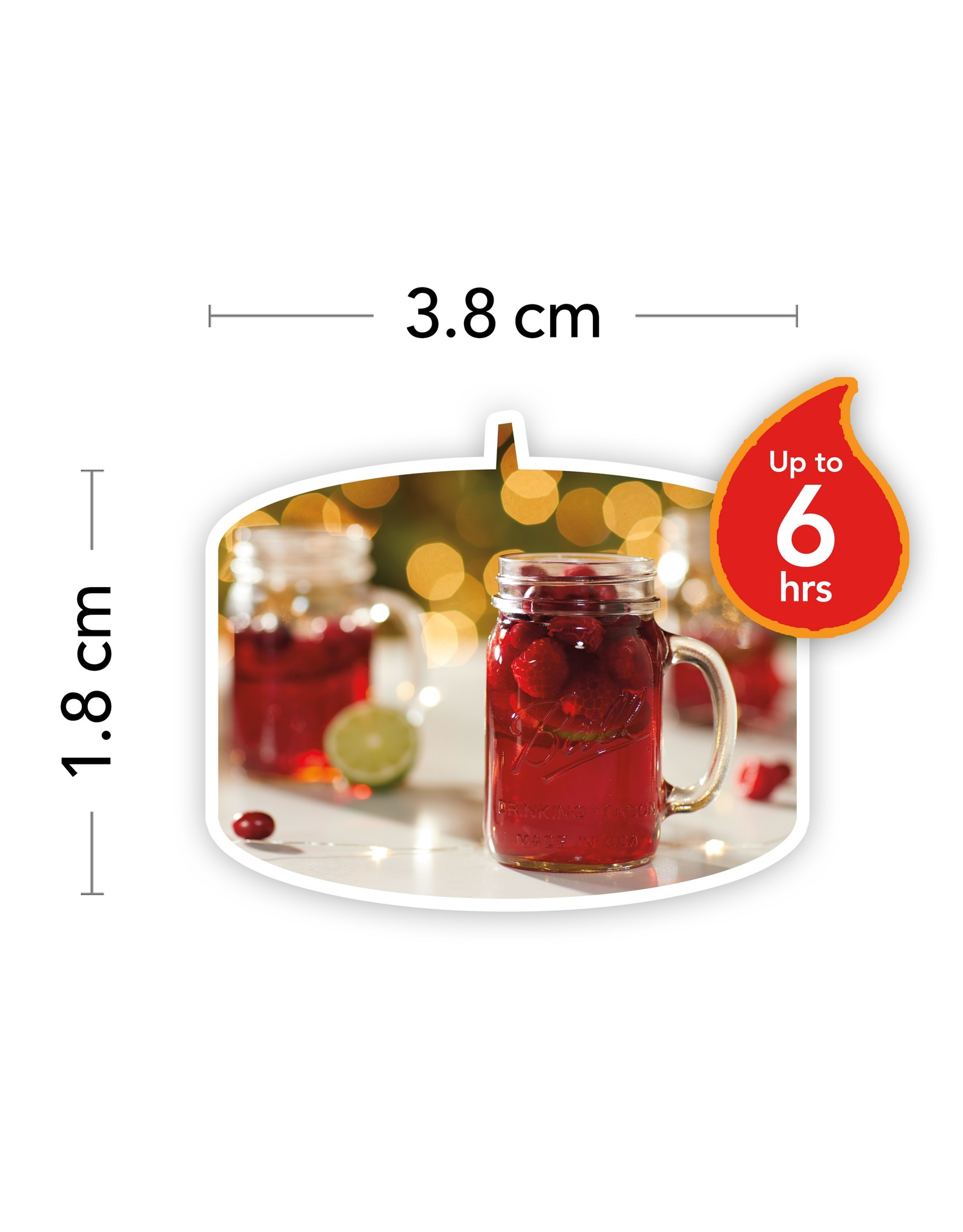 Yankee Candle Christmas Morning Punch - Tea Lights