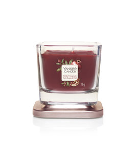 Yankee Candle Holiday Pomegranate- Small Vessel