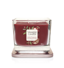 Yankee Candle Holiday pomegranate - Medium Vessel