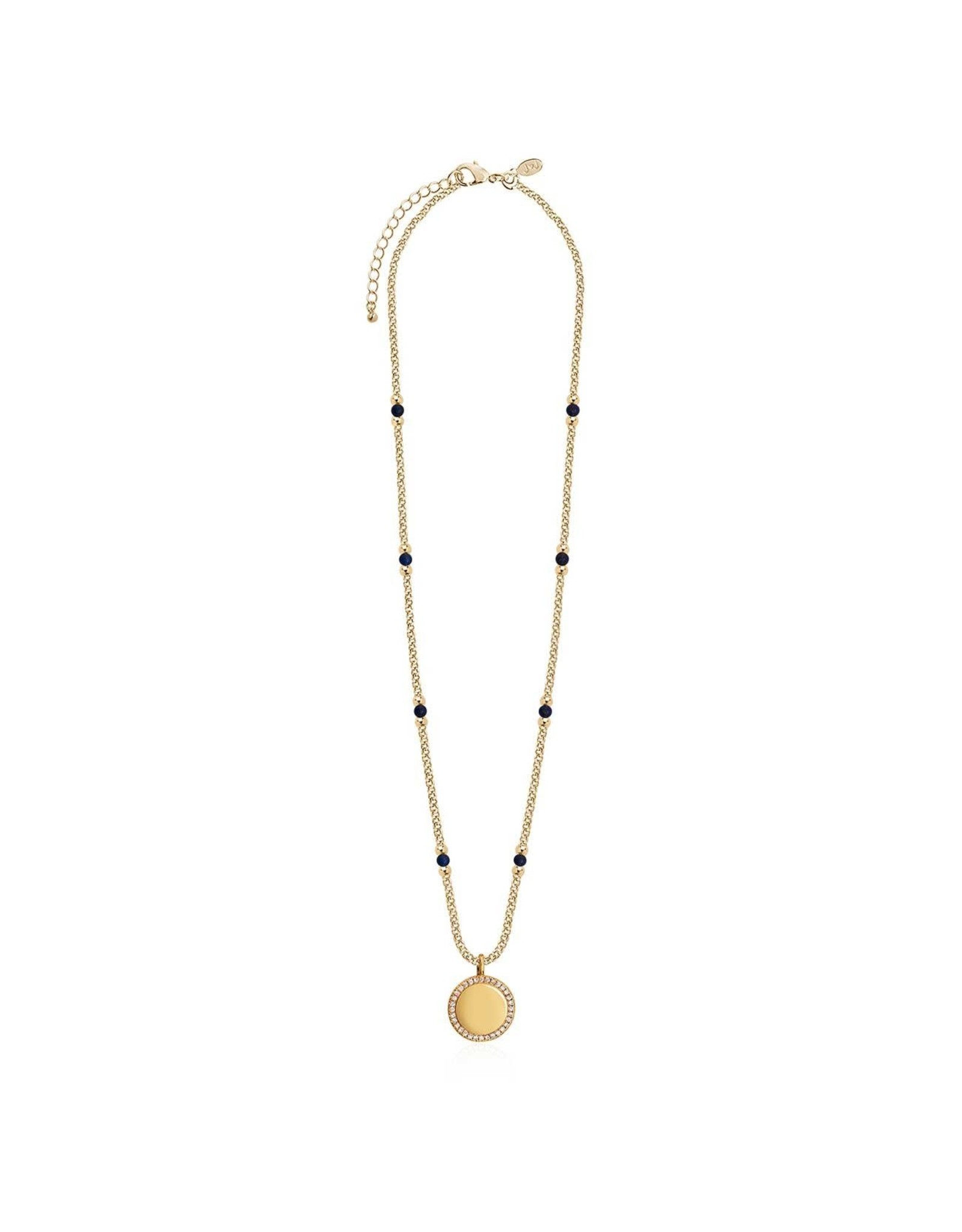 Joma Jewellery Wellness Gems - Lapis Lazuli - Ketting