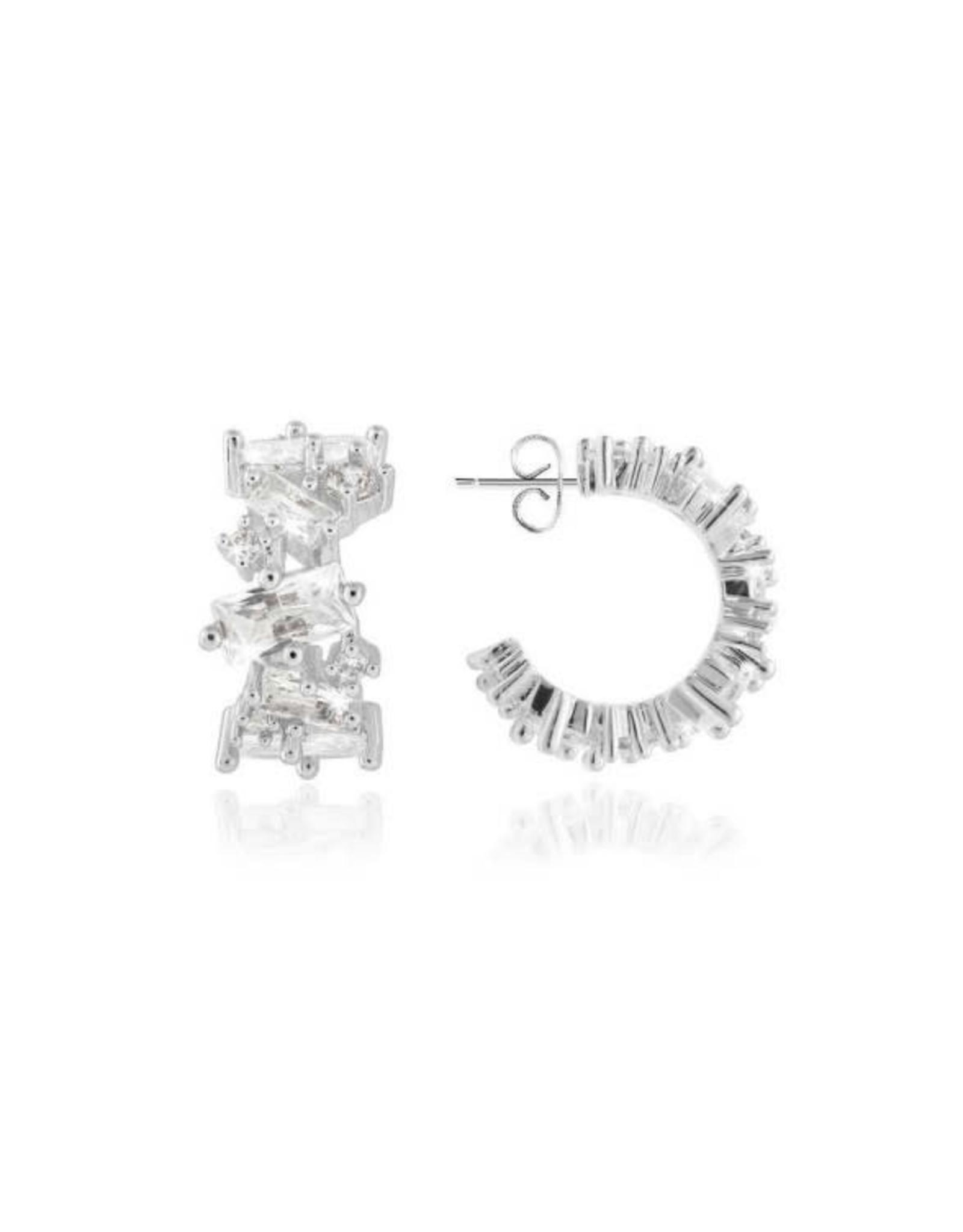 Joma Jewellery Be the Sparkle - Hoop - Oorbellen
