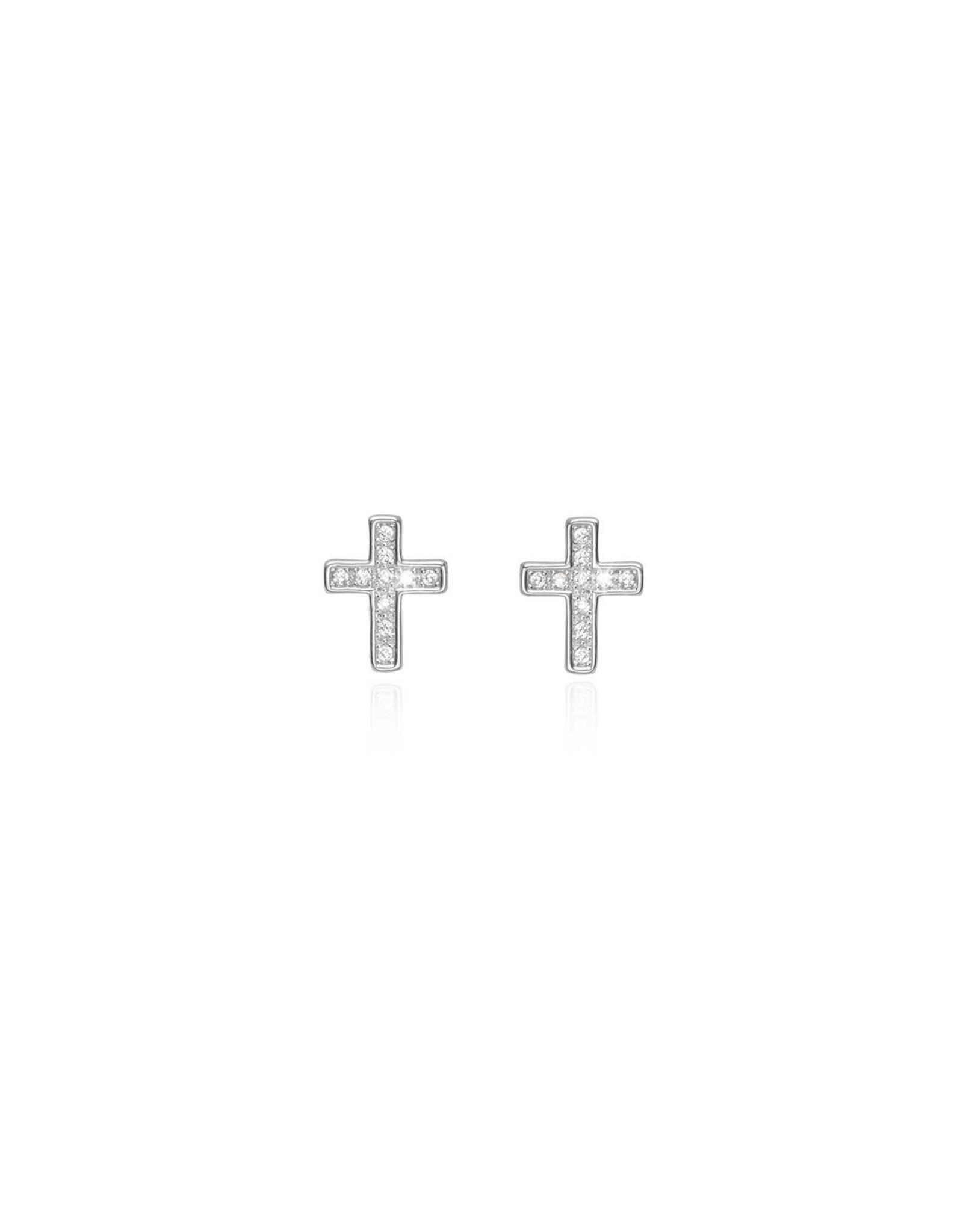 Joma Jewellery Treasure the Little Things Oorbellen - Faith