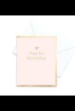 Hearts Design Pop - Happ-Bee Birthday