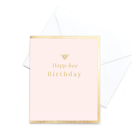 Hearts Design Pop - Happ-Bee Birthday