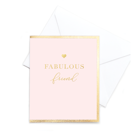 Hearts Design Pop - Fabulous Friend