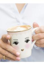 Miss Etoile Miss Etoile - Set Tassen - Eyes Open Lace