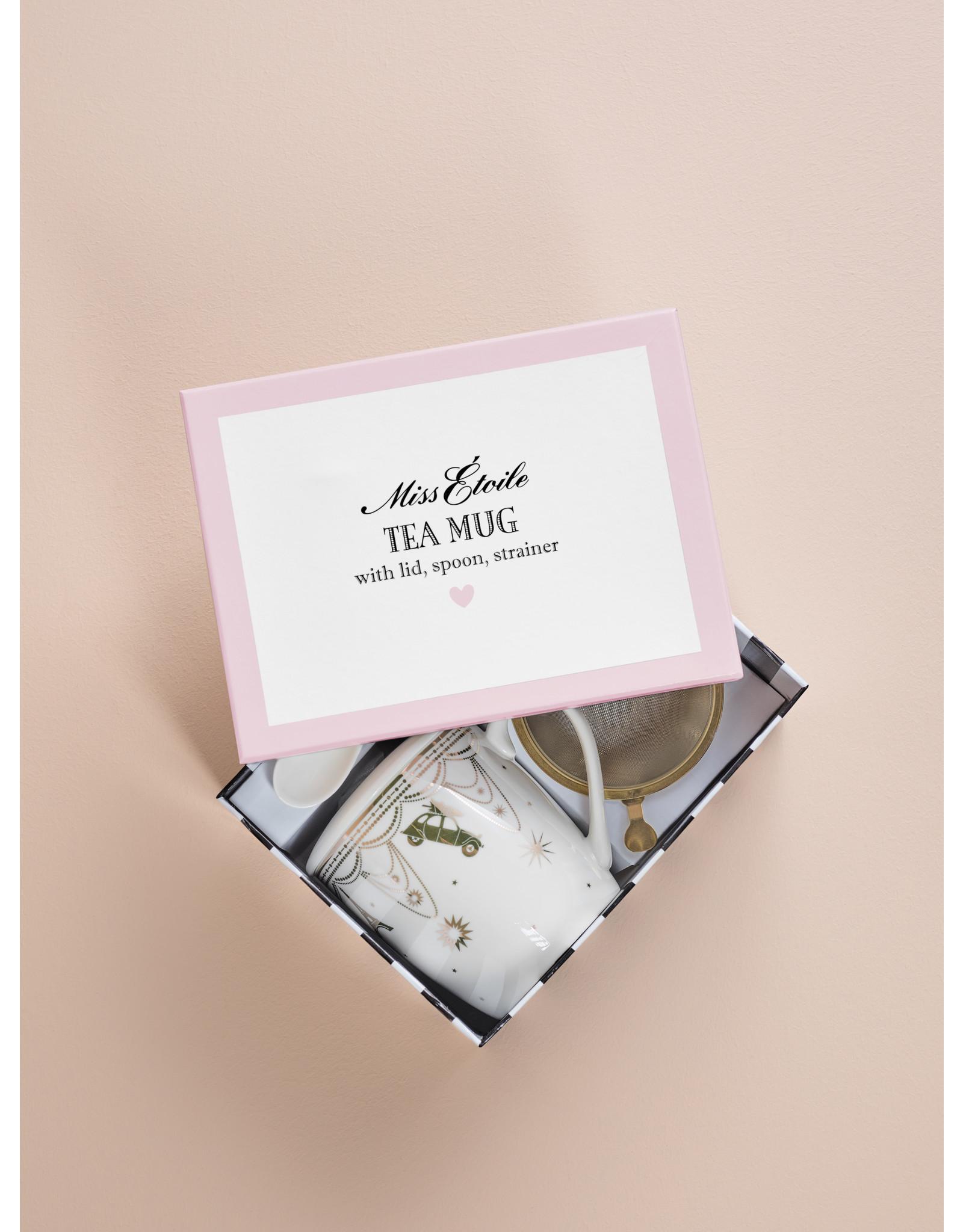 Miss Etoile Giftbox Stars - Thee Set