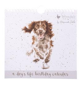 Wrendale Verjaardagskalender - Honden